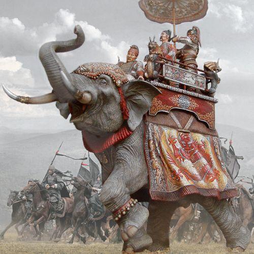 Especie de elefante africano extinto: Loxodonta africana pharaonensis